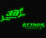 attack 30 anos graffite